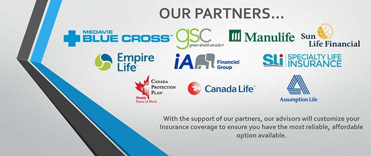our insurance partners in new brunswick