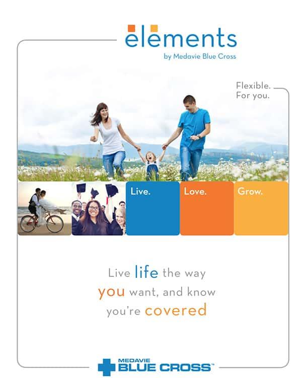Blue Cross Insurance in moncton Elements Agent